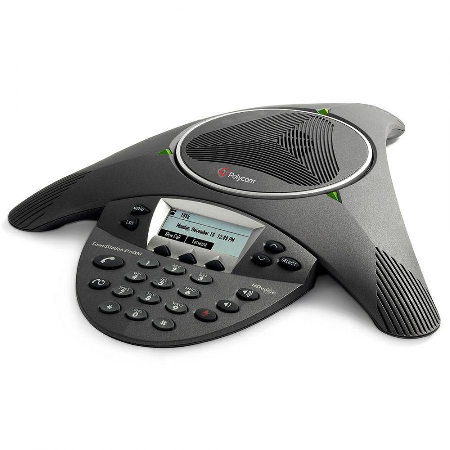 Polycom Soundstation IP 6000 ohne Netzteil