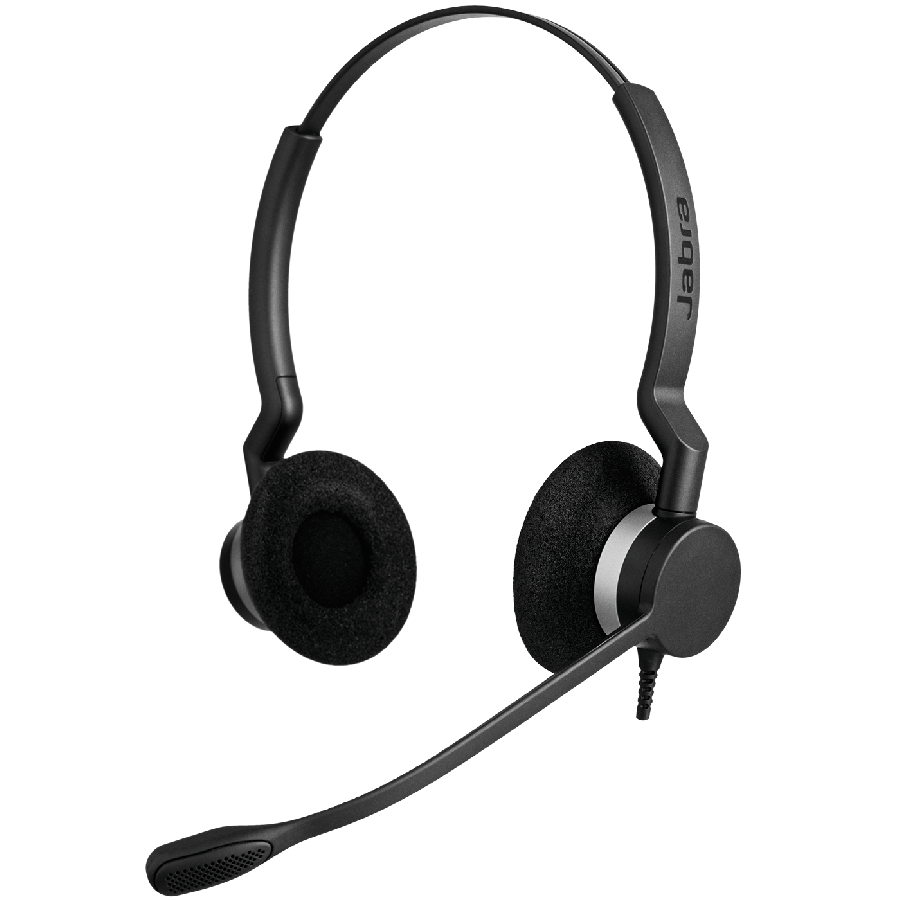 Jabra BIZ 2300 Duo Wideband Headset