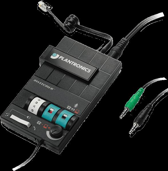 Plantronics MX10 Verstärker