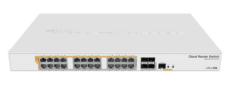 3CX Cloud Router 24 Port PoE (konfiguriert)