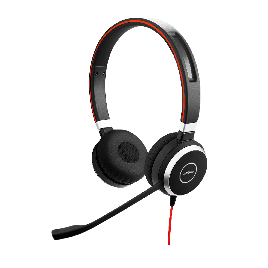 Jabra Evolve 40 MS Duo USB-C Headset