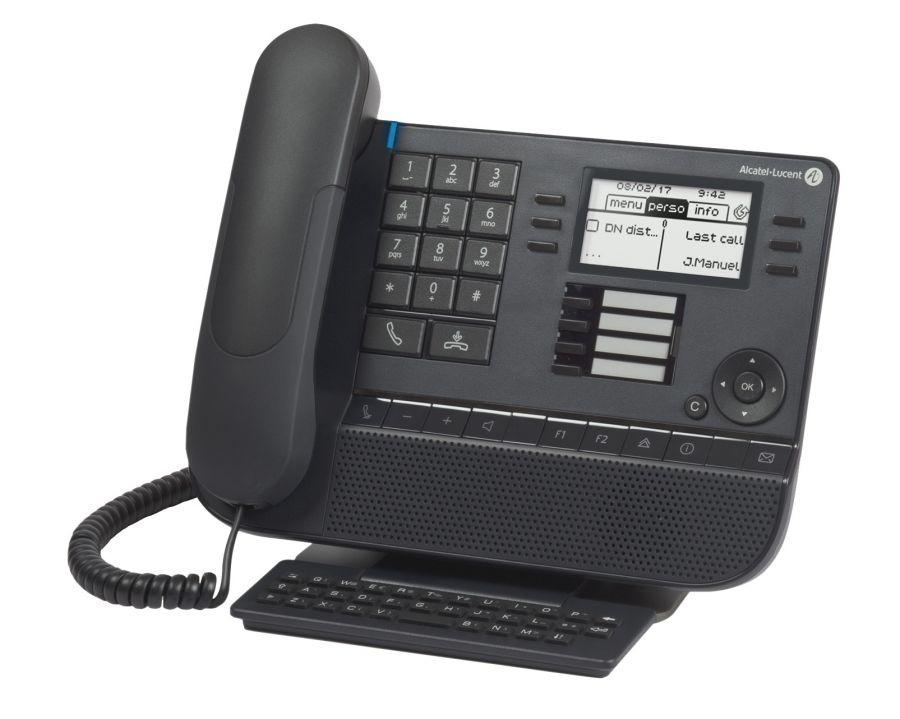 Alcatel-Lucent 8028s IP Premium Tischtelefon