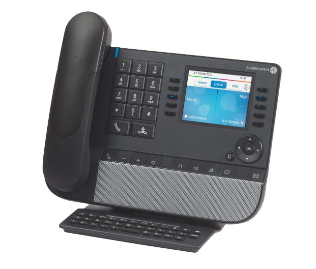 Alcatel-Lucent 8068s IP BT Premium Tischtelefon