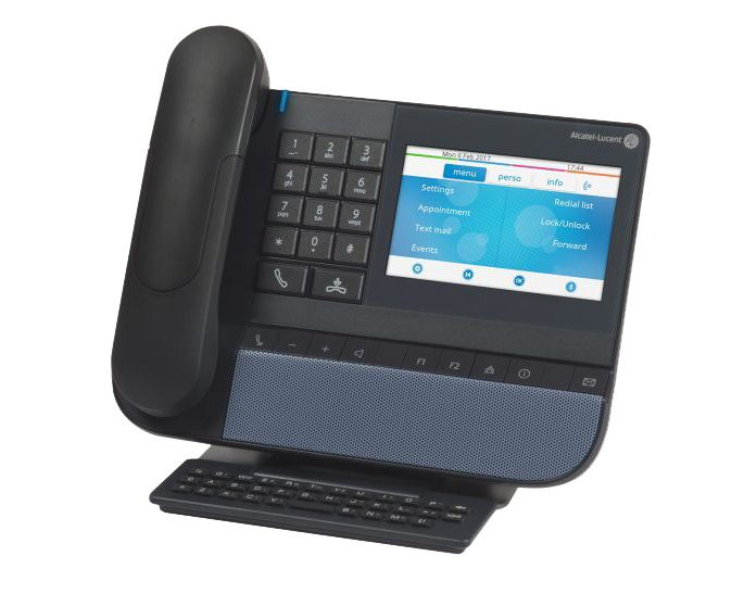 Alcatel-Lucent 8078s IP BT Premium Tischtelefon