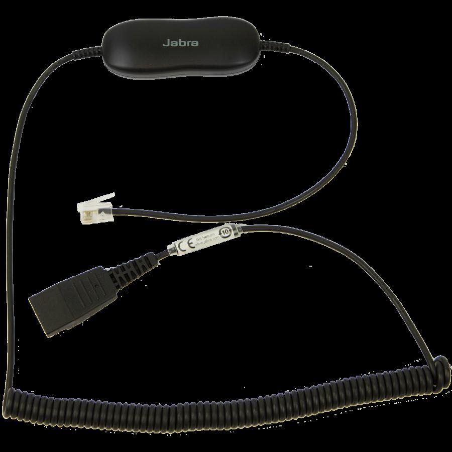 Jabra Smart cord QD-RJ9 Avaya Anschlusskabel