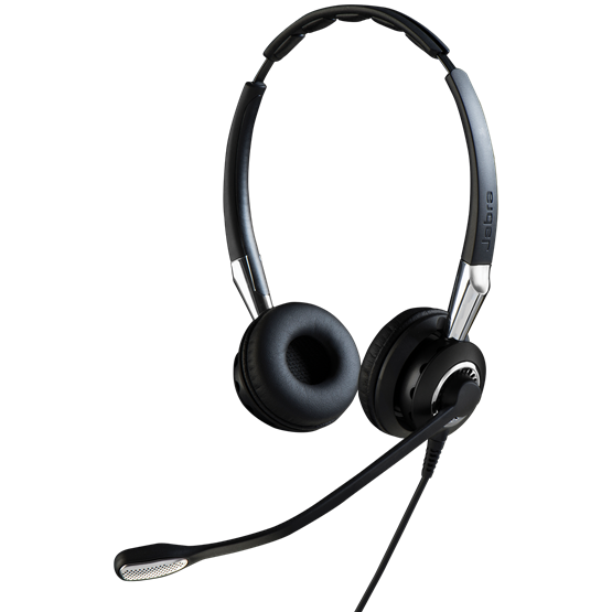 Jabra BIZ 2400 II Duo WB Balanced Headset