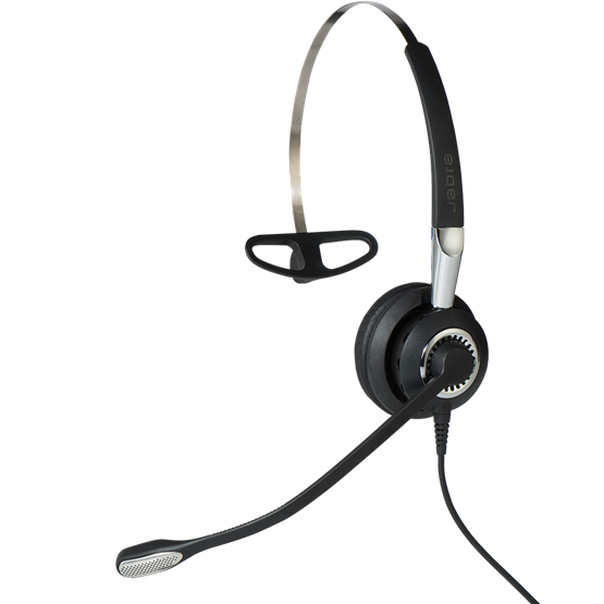 Jabra BIZ 2400 II 3in1 WB Headset