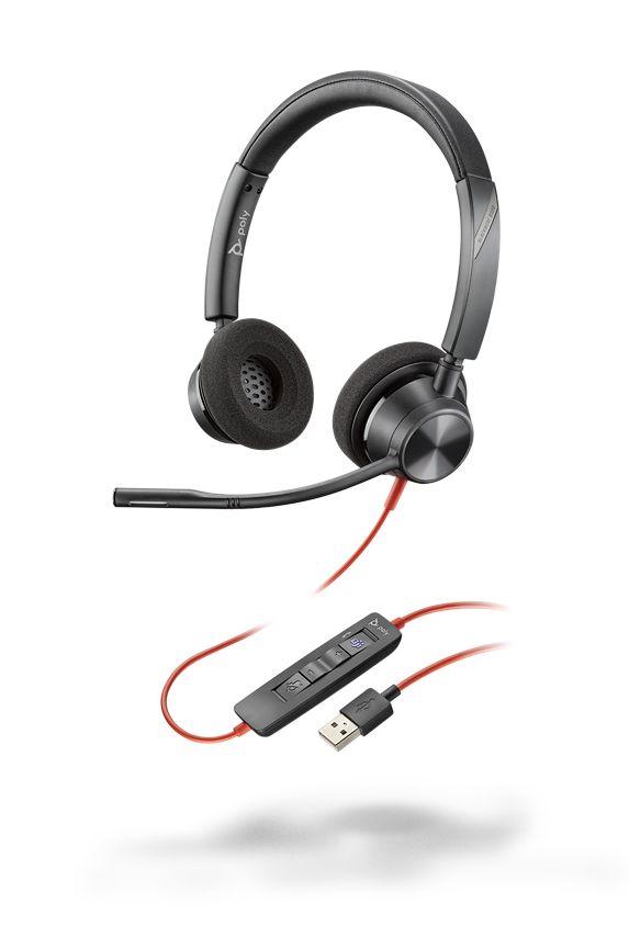 Plantronics Blackwire C3320-M USB-A Headset