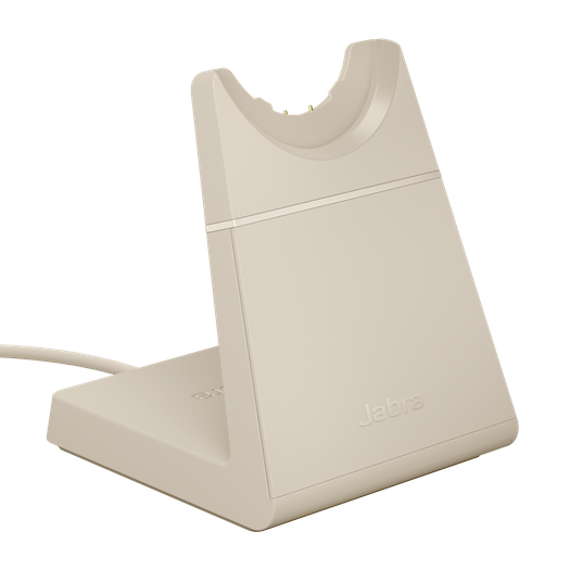 Jabra Evolve2 65 Ladestation USB-A beige
