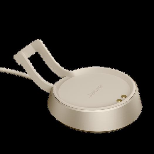 Jabra Evolve2 85 Ladestation USB-C beige