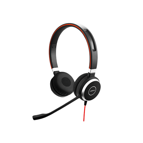 Jabra Evolve 40 MS Duo Headset