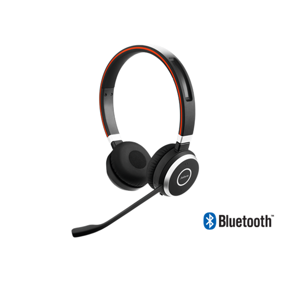 Jabra Evolve 65 UC Duo Headset