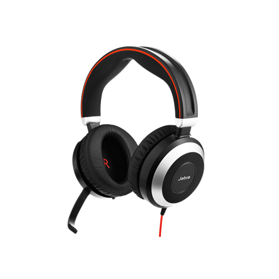 Jabra Evolve 80 UC Duo Headset