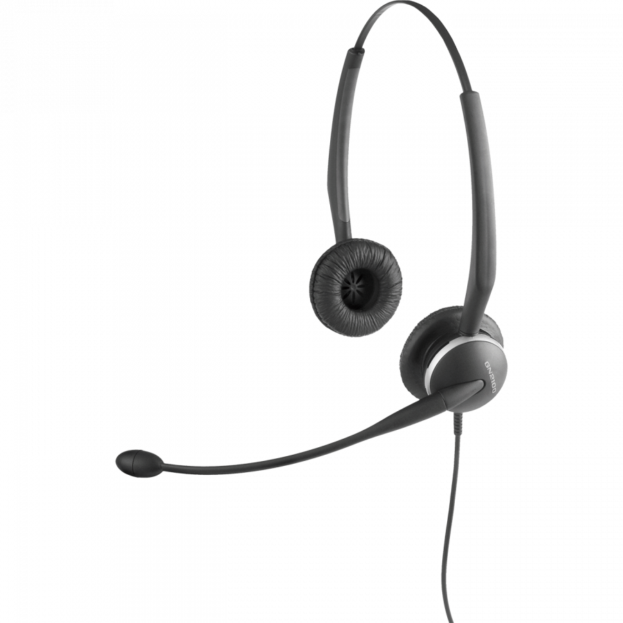 Jabra GN 2100 Duo, NC flex Headset