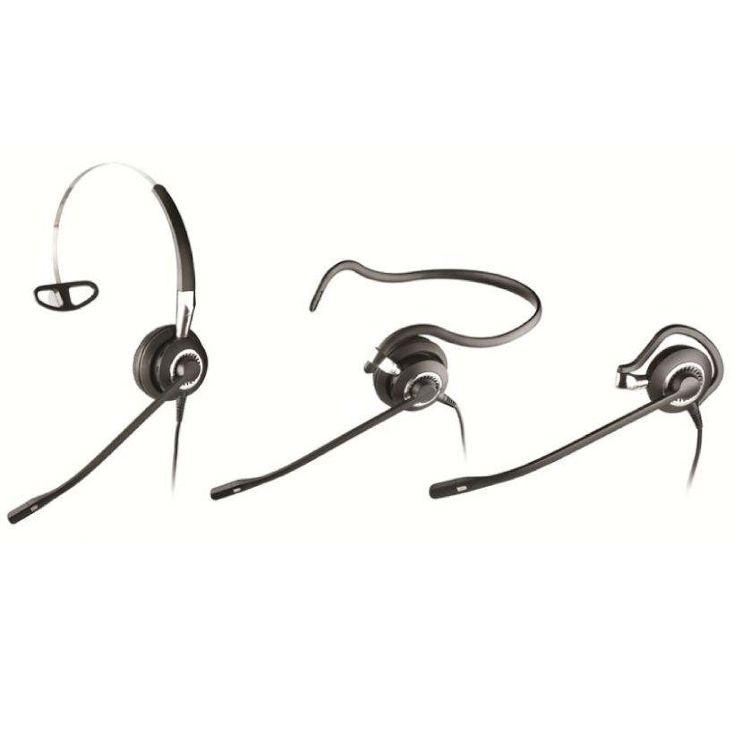 Jabra BIZ 2400 II 3in1 WB Balanced Headset