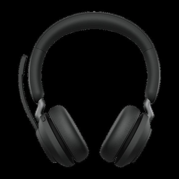 Jabra Evolve2 65 UC Stereo BT USB-A Headset schwarz