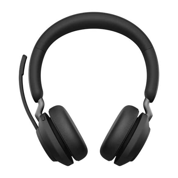 Jabra Evolve2 65 MS Stereo BT USB-A Headset schwarz