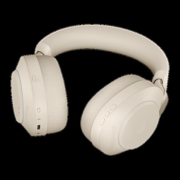 Jabra Evolve2 85 UC Stereo BT USB-A Headset beige
