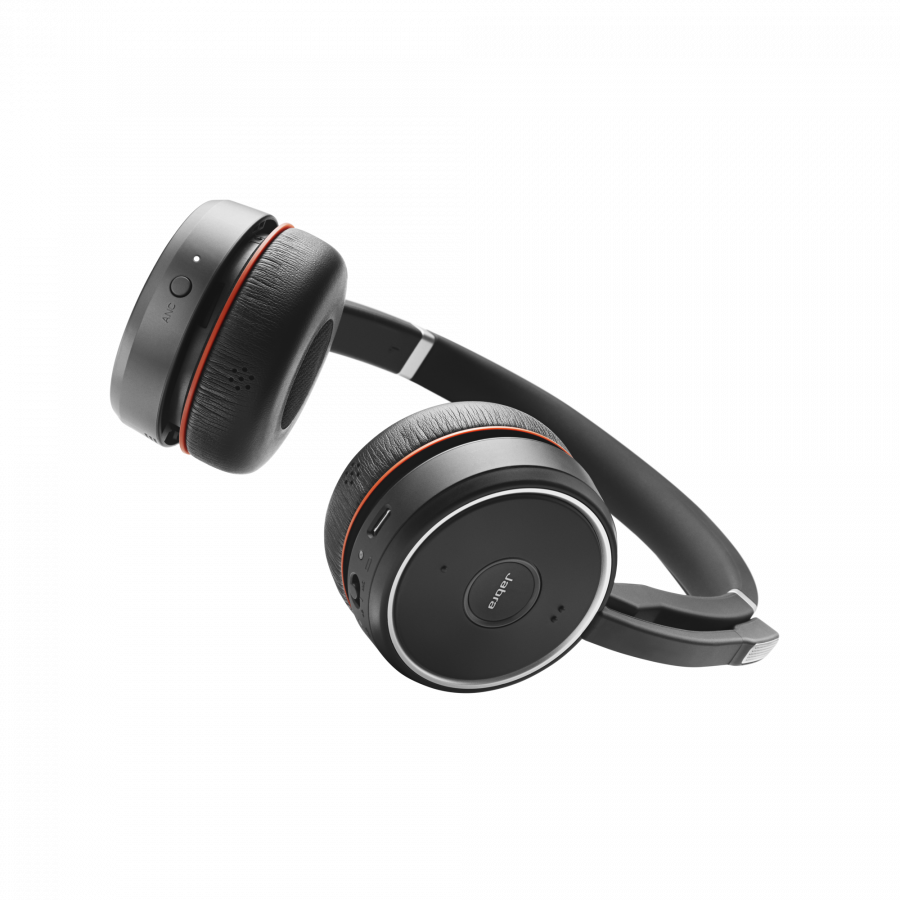 Jabra Evolve 75 MS Duo Headset