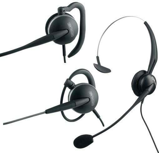 Jabra GN 2100 3 in 1, NC flex Headset