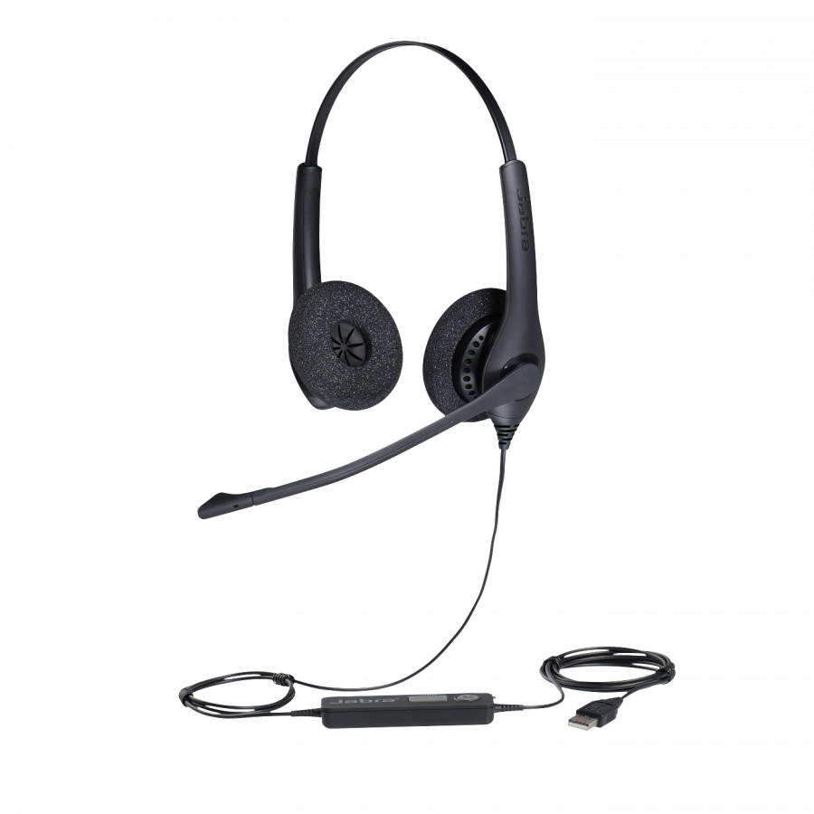 Jabra BIZ 1500 USB Duo NC Headset