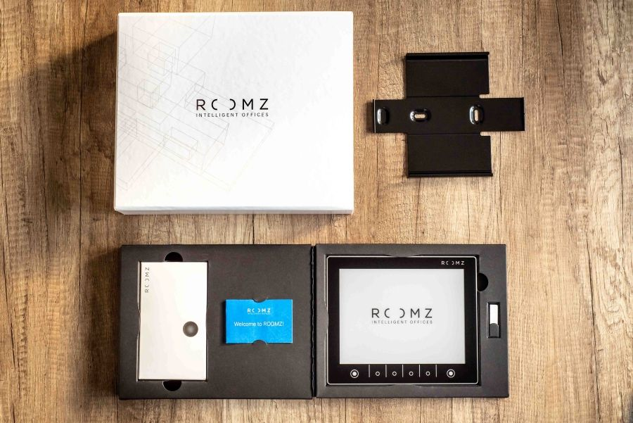 ROOMZ Experience Box SILVER inkl subscription 1 Jahr ROOM Basic