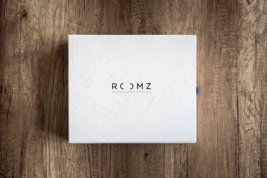 ROOMZ Experience Box BLACK inkl subscription 1 Jahr ROOM Basic