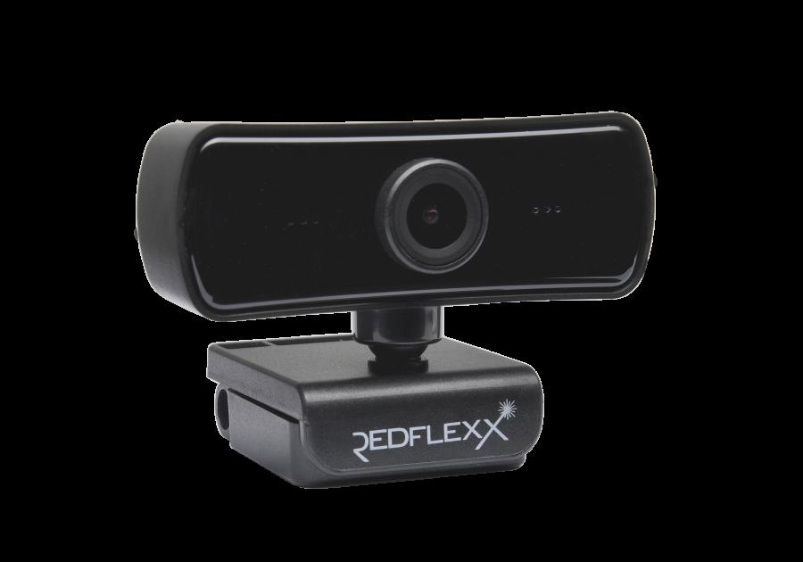 Redflexx RedCam RC-250 USB-Webcam
