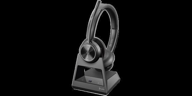 Plantronics Savi W7320-M Office Teams DECT Headset
