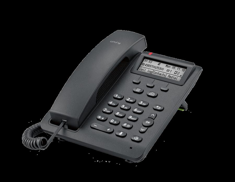 Unify OpenScape CP100 Tischtelefon