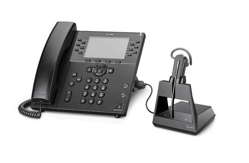 Plantronics Voyager 4245 Office BT Headset