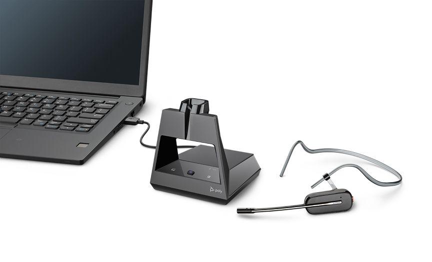 Plantronics Voyager 4245-M Office BT Headset