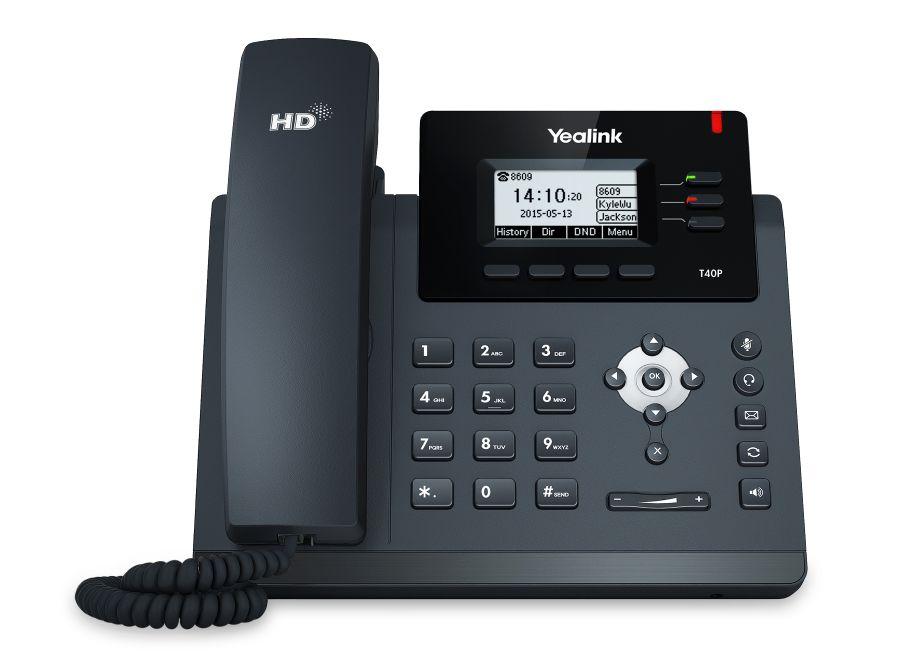 Yealink T40G SIP Telefon