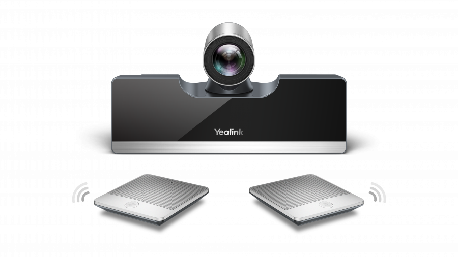 Yealink VC500 Video Konferenzsystem wireless