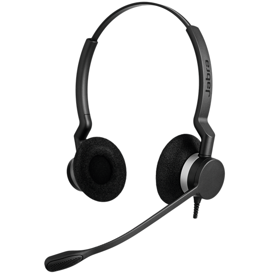 Jabra BIZ 2300 Duo Balanced Headset