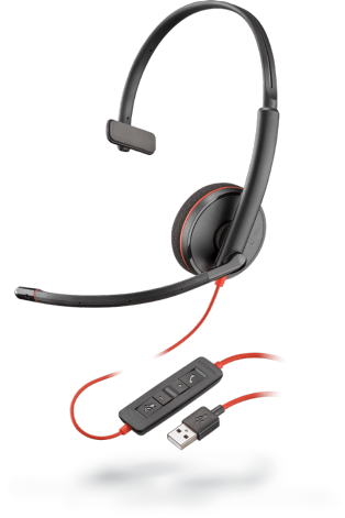 Plantronics Blackwire C3210 USB Headset