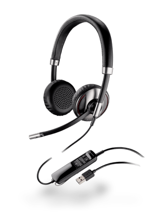 *Plantronics Blackwire C720-M Headset