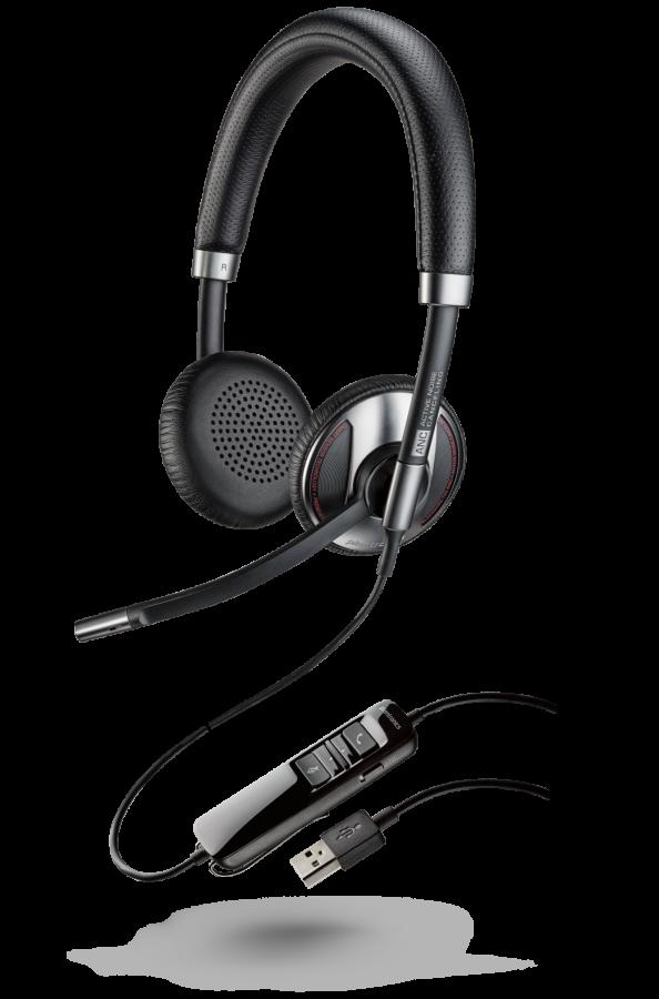 *Plantronics Blackwire C725-M USB Headset ANC