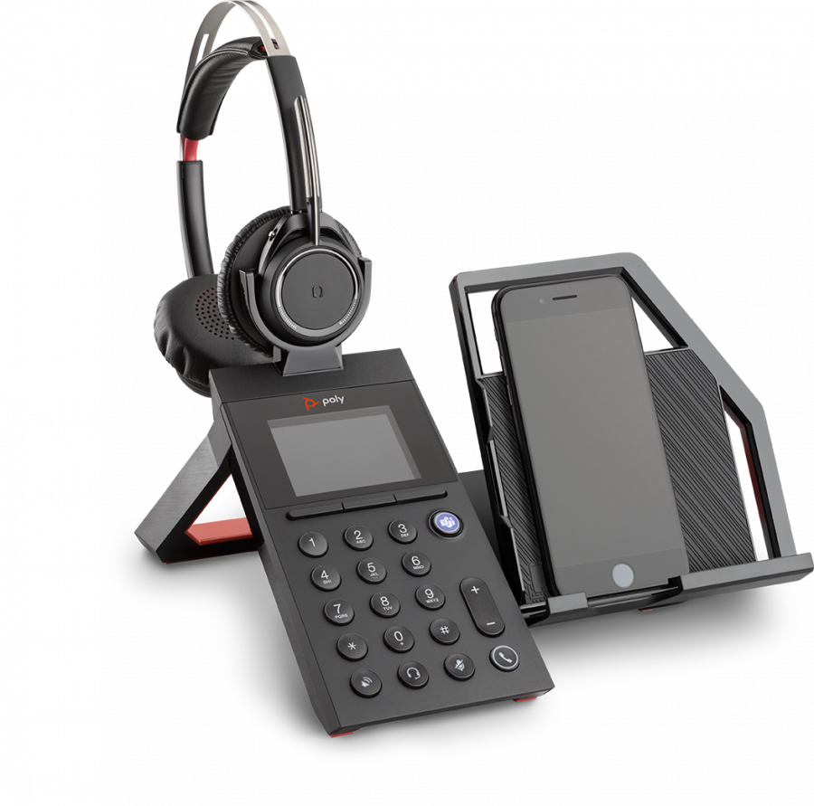 Poly Elara 60 für Voyager Focus - inkl. Headset