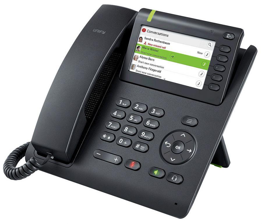 Unify OpenScape CP600 Tischtelefon