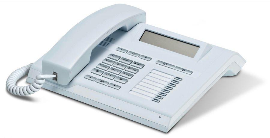 Unify OpenStage 15 HFA V2 eisblau Tischtelefon ref