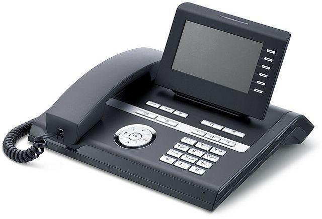 Unify OpenStage 40 HFA V2 lava Tischtelefon refurb