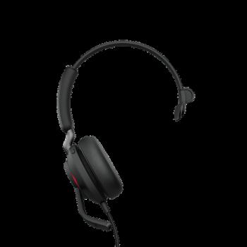 Jabra Evolve2 40 UC Mono USB-C Headset schwarz