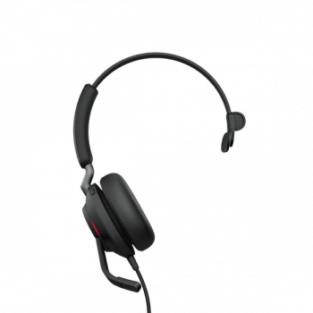 Jabra Evolve2 40 MS Mono USB-A Headset schwarz