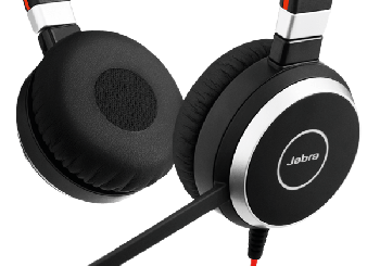 Jabra Evolve 40 UC Duo USB-C Headset