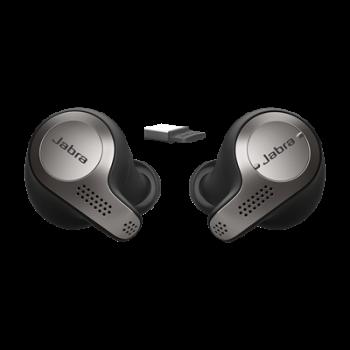 *Jabra Evolve 65t UC Titanium Black Headset