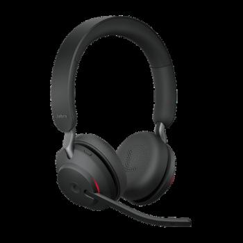 Jabra Evolve2 65 MS Stereo BT USB-A Headset schwarz