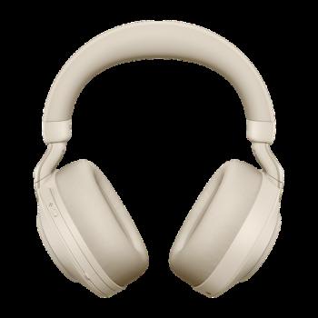 Jabra Evolve2 85 MS Stereo BT USB-A Headset beige