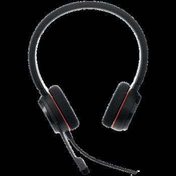 Jabra Evolve 20 MS Duo USB-C Headset