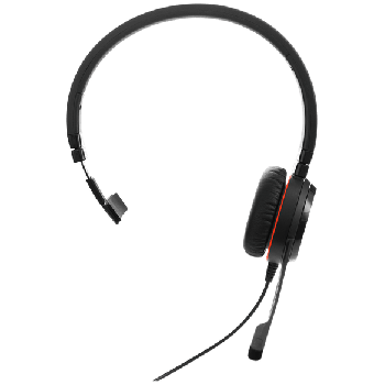 Jabra Evolve 20 SE MS Mono USB-C Headset